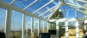 Roof cleaning and conservatory cleaning in Reigate and Redhill
